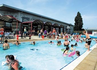 Finchley Lido Leisure Centre